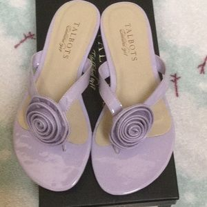 Like New Talbots CAND14-M Sandals